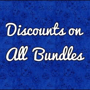 Other - Make a bundle get a discounted offer!!